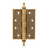 Петля универсальная  Castillo CL 500-A4 102х76х3,5 WAB Матовая бронза