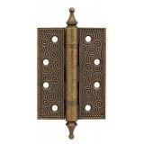 Петля универсальная  Castillo CL 500-A4 102х76х3,5 Античная бронза
