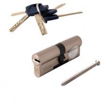 Цилиндровый механизм Апекс Premier XR-80-NI никель кл/кл. перфо