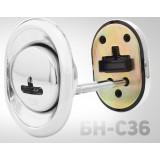 Броненакладка для ц/м Крит БН-С36 Хп хром полир.
