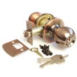 Защелка Апекс 6072-01-АC медь кл/фикс