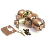 Защелка Апекс 6072-03-АC медь фиксатор