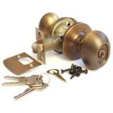 Защелка Апекс 6093-01-AN старая бронза кл/фикс