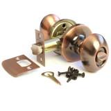 Защелка Апекс 6093-03-AC медь фикс