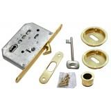 Комплект для раздвижных дверей Morelli MHS-1 L SG  Матовое золото