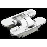 Скрытые петли Morelli с 3-D регулировкой HH-2 W Белый