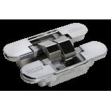 Скрытые петли Morelli с 3-D регулировкой HH-2 PC Хром