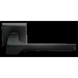Дверные ручки MORELLI LUXURY FIORD BLACK Цвет - Матовая черная бронза