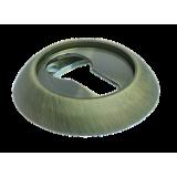 Накладки на ключевой цилиндр Morelli MH-KH MAB Цвет - Матовая Античная бронза