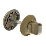 Завертка сантехническая Morelli MH-WC AB Цвет - Античная бронза