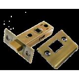 Защелка межкомнатная Morelli LP6-45 AB Цвет - Античная бронза