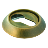 Накладки на ключевой цилиндр Morelli MH-KH COF - Цвет Кофе