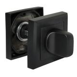 Завертка сантехническая Morelli Luxury LUX-WC-Q BLACK Цвет - Матовая черная бронза