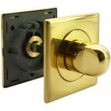 Завертка сантехническая Morelli Luxury LUX-WC-S OTL Цвет - Золото