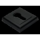 Накладки на ключевой цилиндр Morelli MH-WC-S BL Цвет - черный