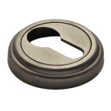 Накладки на ключевой цилиндр Morelli MH-KH-CLASSIC OMS Цвет - старое античное серебро
