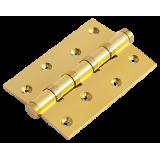 Петля Morelli латунная универсальная MBU 100X70X3-4BB PG Цвет - Золото