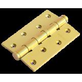 Петля Morelli латунная универсальная MBU 100X70X3-4BB SG Цвет - Матовое золото