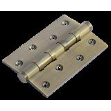 Петля Morelli латунная универсальная MBU 100X70X3-4BB AB Цвет - Античная бронза