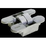 Скрытые петли Morelli с 3-D регулировкой HH-3 SC Матовый хром
