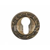 Накладка для ц/м  RENZ ET 20 МAВ бронза античная матовая