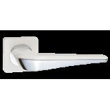 RENZ DH 425-02 W/CP Фиоре белый/хром блест. Комплект ручек