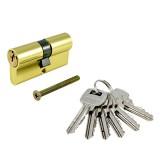 Цилиндровый механизм  A 60 BP 6кл.  англ.ключ/ключ