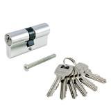 Цилиндровый механизм  A 60 CP 6кл хром англ.ключ/ключ