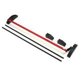 Апекс РВ-1700-С-Panic-BL/Red ручка-штанга с тягами вторая створка