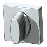 Ручка поворотная WC-BOLT BK6/USQ СР-8 Хром