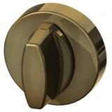 Ручка поворотная WC-BOLT BK6/URB АВ-7 Бронза