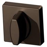 Ручка поворотная WC-BOLT BK6/USQ BB-17 Коричневая бронза