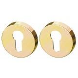 Накладка CYLINDER ET URB GOLD-24 Золото 24, 2 шт