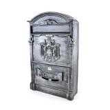 Ящик почтовый №4010В старое серебро