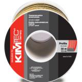 Уплотнитель KimTec SD 84/4-850 15*8 мм 50м черный